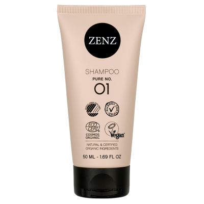 Zenz Shampoo Pure No. 01 (50 ml)