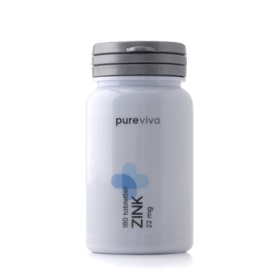 Pureviva Zink 22mg (180 tab)