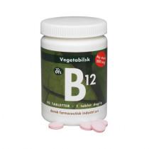 b vitamin tilskud bivirkninger