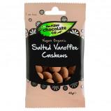 The Raw Chocolate Co. Vegan Salted Vanoffe Cashews - Raw Chokolade - Ø (40 g)