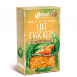 Lifefood Life Crackers m. Sauerkraut & Boghvede RAW Ø (90 g)