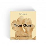 True Gum Tyggegummi Ginger & Turmeric (20 g)