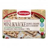 Semper Knækbrød müsli (140 g)