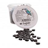 Kingfisher 100% Ren hjerte lakrids (80 g)