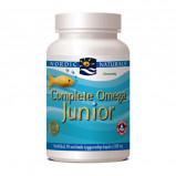 Nordic Naturals Complete Omega Junior m. citrus (90 kapsler)