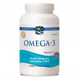 Nordic Naturals Omega-3 med Citrussmag (180 kapsler)