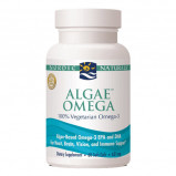Nordic Naturals Algae Omega 3 (60 kap)