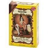 Henna Pulver Gyldenblond (100 gr)