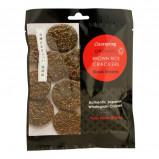 Clearspring Rice Cracker Black Sesame Ø (40 gr)