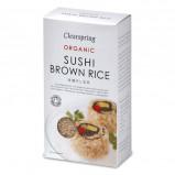 Clearspring Brune sushi ris Ø (500 gr.)