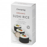 Clearspring Sushi Rice Ø 500 gr.