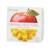 Clearspring Organic Frugtpuré Æble & Mango Ø (200 gr)