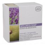 Wellness Sæbe Lavendel & Bergamot (200 gr)