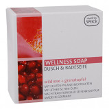 Wellness Sæbe Rose & Granatæble (200 gr)