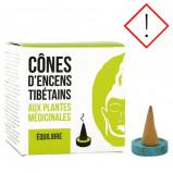 Cones Tibetansk røgelse Purifying (1 stk)