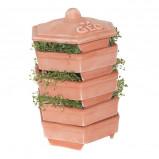Biogan Terracotta Sprouter Geo (1 stk)
