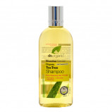 Dr. Organic Tea Tree Shampoo (250 ml)