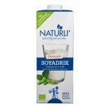 Naturli' Soyadrik med Calcium & Vanille Ø (1 liter)