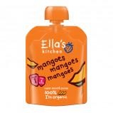 Ellas Kitchen Babymos Mango Ø 4 Mdr (70 gr)