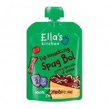 Ellas Kitchen Babymos Spaghetti Bolognese Ø 7 Mdr (130 gr)