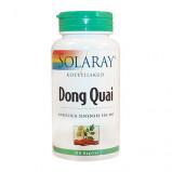 Solaray Dong Quai 550 mg (100 kapsler)