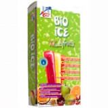 Bio Ice Pops Multifruit u. sukker Ø (10 stk. - 400 ml.)