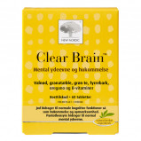 New Nordic Clear Brain (60 tabletter)