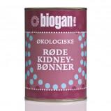 Biogan Kidney Bønner på dåse Ø (400 gr)