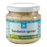 Urtekram Sandwich Spread Basilikum Ø (180 gr)