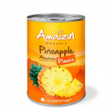 Amaizin Ananas i stykker Ø (400 g)