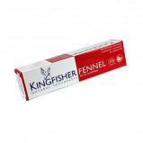 Kingfischer Tandpasta Fennikel m. fluor (100 ml.)
