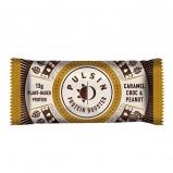 Pulsin Proteinbar Caramel Choc & Peanut (50 g)