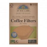 If You Care Kaffefiltre ubleget - no. 4 (100 stk)