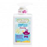 Jack n' Jill Serenity Shampoo & Body wash (300 ml)