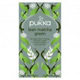 Pukka Lean Matcha Green te Ø (20 breve)