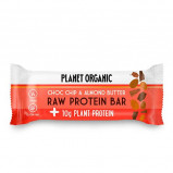 Planet Organic Raw proteinbar Choc Chips & Almond Butter Ø (50 g)