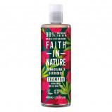 Faith in Nature Shampoo Granatæble & Rooibos (400 ml)