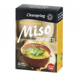 Clearspring Miso Soup Paste Hvid M. Tang 4X15G Ø (60 gr)
