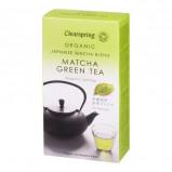 Clearspring Sencha/Matcha Grøn Te Ø (20 br)
