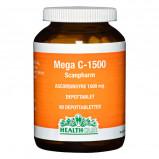 Health Care Mega C-1500 mg (80 tabletter)