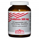 Health Care Acerola C-vitamin 300 mg (90 tabletter)