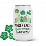 Whole Earth Hyldeblomst sodavand Ø (330 ml)
