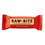 Rawbite Apple Cinnamon - Laktose- og glutenfri frugt- og nøddebar Ø (50 gr)