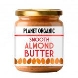 Planet Organic Mandelsmør Smooth Ø (170 g)