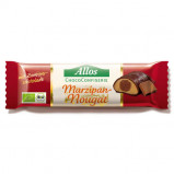 Allos Chokolade Marcipan Nougat Bar Ø (35 gr)