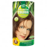 Hennaplus 6.35 Hårfarve Hazelnut (40 ml)