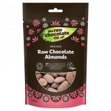 The Raw Chocolate co. Mandler m. rå chokolade Ø (110 g)