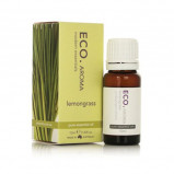 ECO. Citrongræsolie æterisk (10 ml)