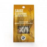 NatureSource - Hvide Salvie Blade til Røgelse