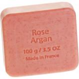 Naturkost sæbe m. rose og arganolie (100 g)